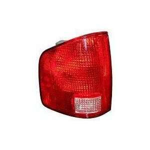 04 CHEVY CHEVROLET S10 PICKUP s 10 TAIL LIGHT LH (DRIVER SIDE) TRUCK