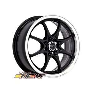 RUFF RACING R370 Black Gloss rims