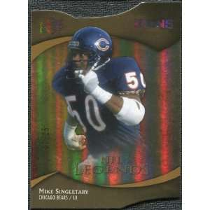 2009 Upper Deck Icons Gold Holofoil Die Cut #189 Mike