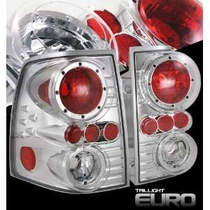Ford 2003 2004 Expedition Suv Chrome Taillight Altezza