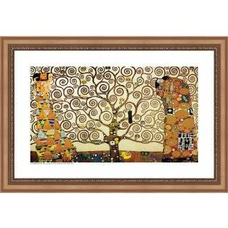 Easy Apply Wall Sticker Painting  Tree of Life, Gustav Klimt