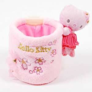 Hello Kitty Auto Car Vent Mount Container Pink Baby