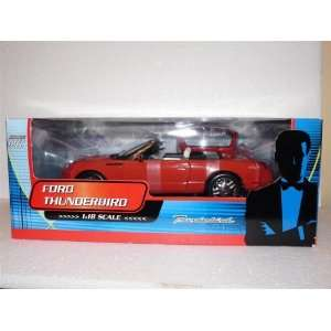 Jinxs Ford Thunderbird 118th Scale Die Cast Replica Toys & Games