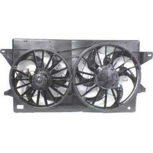 RADIATOR FAN SHROUD ford WINDSTAR 99 03 assembly van Automotive