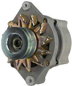 ALTERNATOR JOHN DEERE INDUSTRIAL ENGINE 4039 4045 6059