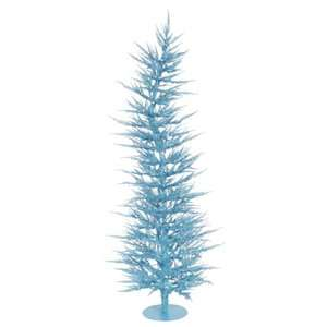 Laser 48 Sky Blue Artificial Christmas Tree Christmas Decor