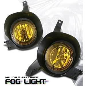 Ford 2001 2005 Explorer Suv Sport Amber Fog Light Kit