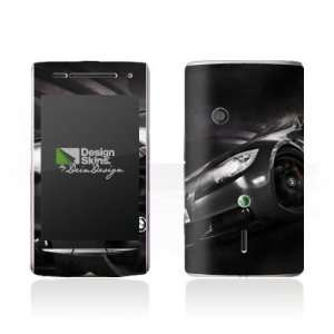 Ericsson Xperia X8   BMW 3 series tunnel Design Folie Electronics