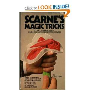 Scarnes Magic Tricks (Signet) (9780451147080) John
