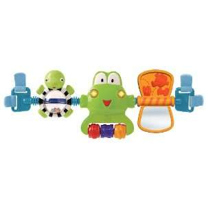 Bright Starts Hop Along Carrier Toy Bar    Toys & Games