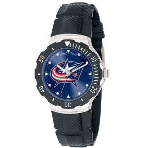 Columbus Blue Jackets NHL Mens Agent Series Watch