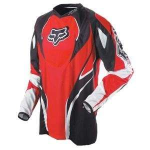 Fox Racing Flexair Jersey   2008   2X Large/Red