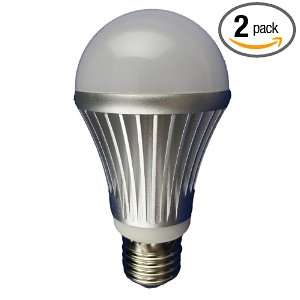 West End Lighting WEL A19 104 2 Non Dimmable High Power 7 LED A19 Lamp
