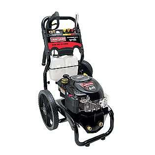 Gas Pressure Washer with 6.75 hp Briggs and Stratton Engine  Craftsman