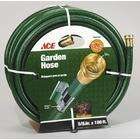 Ace Ace Light Duty Garden Hose 5/8X100
