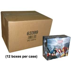 Vs. System Card Game   Marvel Universe Booster Boxes   12
