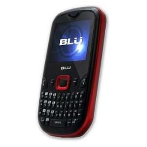 BLU Samba Mini Q210 GSM Quadband Phone (Unlocked) Red