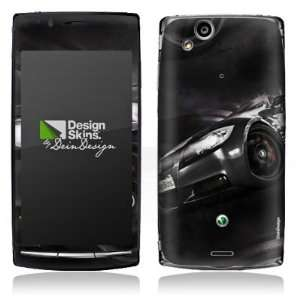 Ericsson Xperia Arc S   BMW 3 series tunnel Design Folie Electronics