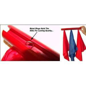 The Surprise Silks aka Acrobatic Silks   Magic Trick Toys & Games