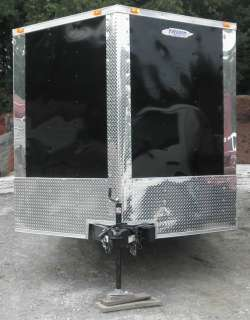 NEW 8.5 X 24 ENCLOSED CUSTOM TRAILER CAR BIKE TOY HAULER