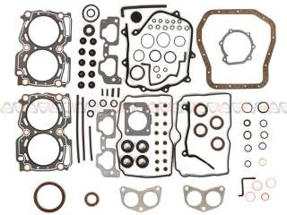 Subaru 2.5L SOHC 16 Valves New Full Gasket Kit EJ25