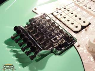 JEM70V SFG Premium Sea Foam Green Steve Vai Signature Electric Guitar