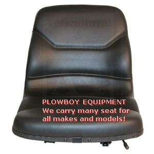Case IH Lawn Tractor Seat Cub Cadet Ford Gleaner Clark Hyster Gehl