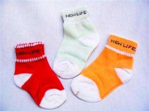 33% Disc. Wholesale Baby Socks Lot x9000 Pairs Boy Girl Clothes Shoes