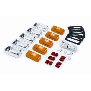 KC HiLites #1029 LED Lamp Light   Clearance GM Dual Tailgate Kit Amber