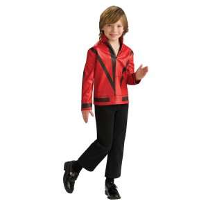 Michael Jackson Child Thriller Jacket Child, 70488