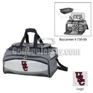 South Carolina Gamecocks Tailgate cooler & BBQ Memorabilia.