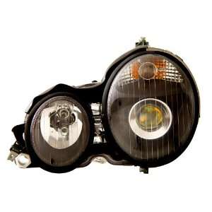 Mercedes Benz E  Class W210 Projector Head Lights/ Lamps Performance