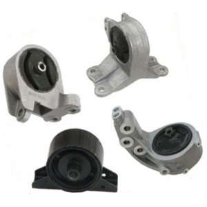 Engine Motor & Trans Mount MT Set 4 Eclipse Chrysler Sebring Dodge