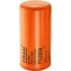 FRAM PH2959 Heavy Duty Full Flow Lube Spin on Oil Filter