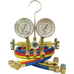 CPS R134A Economy Manifold Gauge Set w/ Hoses