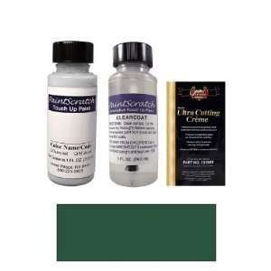 Oz. Marlin Green Metallic Paint Bottle Kit for 2006 Pontiac Torrent