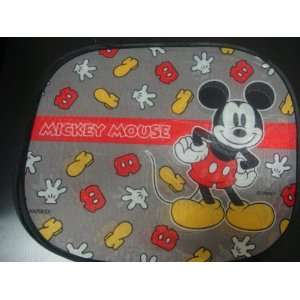 Mickey Mouse Disney Car Side Window Sunshade Everything