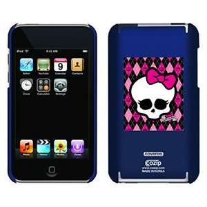 Monster High Skull on iPod Touch 2G 3G CoZip Case