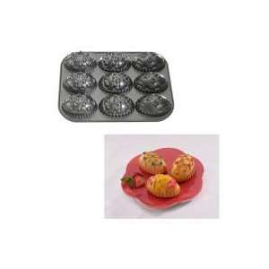 Nordic Ware Decorated Egg Cake Pan