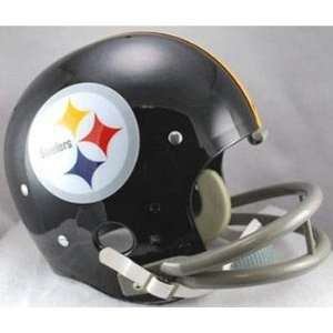 Pittsburgh Steelers 1963 1976 Riddell NFL TK 2 Bar