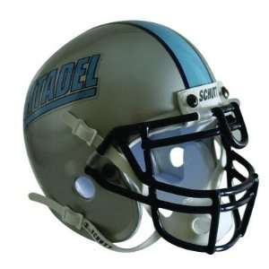 CITADEL BULLDOGS OFFICIAL FULL SIZE SCHUTT FOOTBALL HELMET