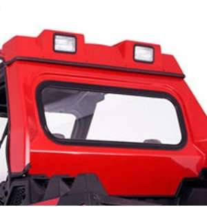 com Polaris Ranger RZR   Solar Red RANGERWARE® By Polaris Rear Panel