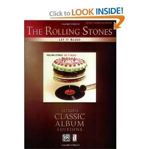 Stones  Let It Bleed (Guitar Tab Edition) (Alfreds Classic Album