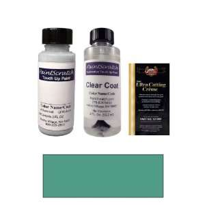Green Metallic Paint Bottle Kit for 1990 Mitsubishi Van Wagon (G47