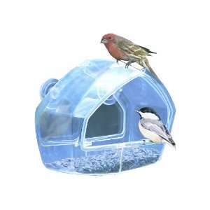 Perky Pet 348 Window Wild Bird Feeder Patio, Lawn & Garden