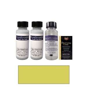 Tricoat 1 Oz. Indy Yellow Pearl Tricoat Paint Bottle Kit