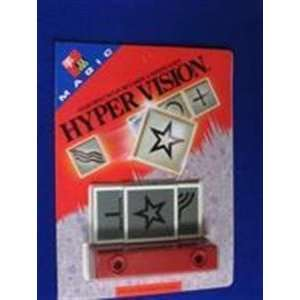 Tenyo Hypervision   Mental / Close Up Magic Trick Toys & Games