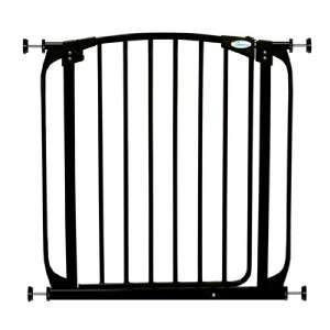 Dream Baby Swing Close Security Child Safety Gate Black