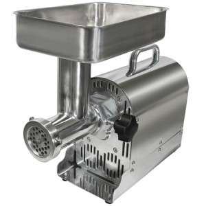 COMMERCIAL GRADE ELECTRIC MEAT GRINDER (1/2 HP)
