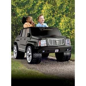 Fisher Price Power Wheels Cadillac Escalade